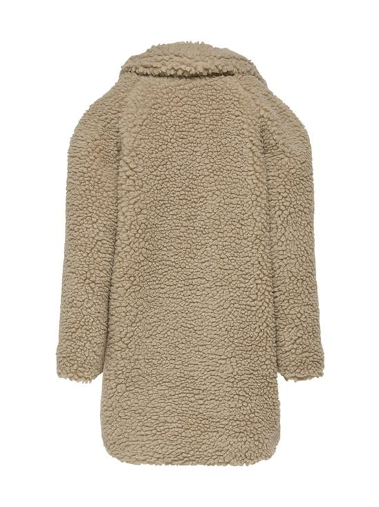 KIDS ONLY - KonneWaurelia Sherpa Coat -takki - CUBAN SAND | Stockmann - photo 2