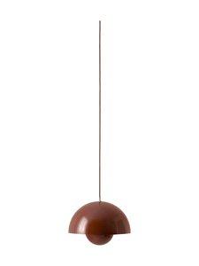 &tradition - Flowerpot VP7 -valaisin Ø 37 cm - RED BROWN | Stockmann