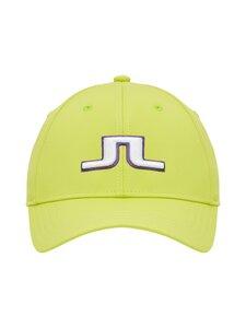 J.Lindeberg - Angus Golf Cap -lippalakki - M100 LEAF YELLOW | Stockmann