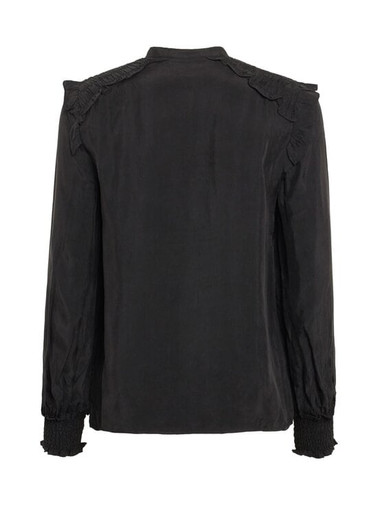 BRUUNS BAZAAR - Sianna Elenera Shirt -pusero - BLACK   Stockmann - photo 2