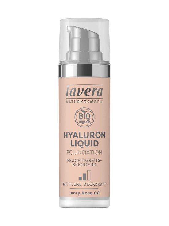 Lavera - Hyaluron Liquid Foundation -meikkivoide 30 ml - IVORY ROSE 00 | Stockmann - photo 1
