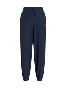 Tommy Jeans - TJW Relaxed HRS Badge Sweatpant -collegehousut - C87 TWILIGHT NAVY | Stockmann