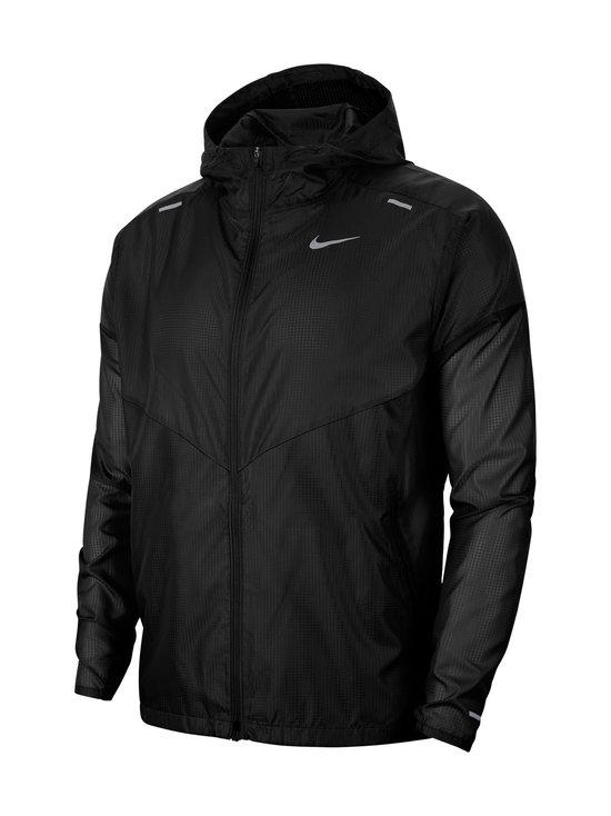 Nike - M Windrunner -takki - BLACK/BLACK/BLACK/REFLECTIVE SILV | Stockmann - photo 1