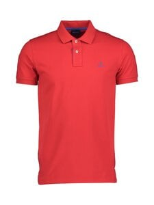 GANT - Pikeepaita - 620 BRIGHT RED | Stockmann