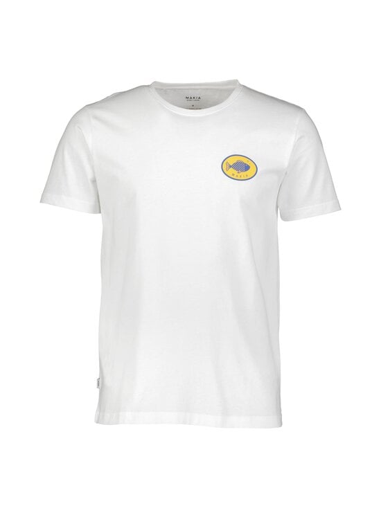 Makia - Bream T-Shirt -paita - 1 WHITE | Stockmann - photo 1
