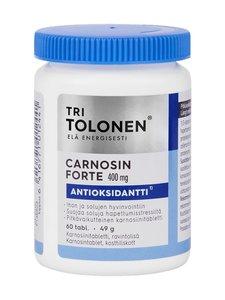 Tri Tolonen - Carnosin Forte 400 mg -karnosiinitabletti 60 kaps./49 g - null | Stockmann