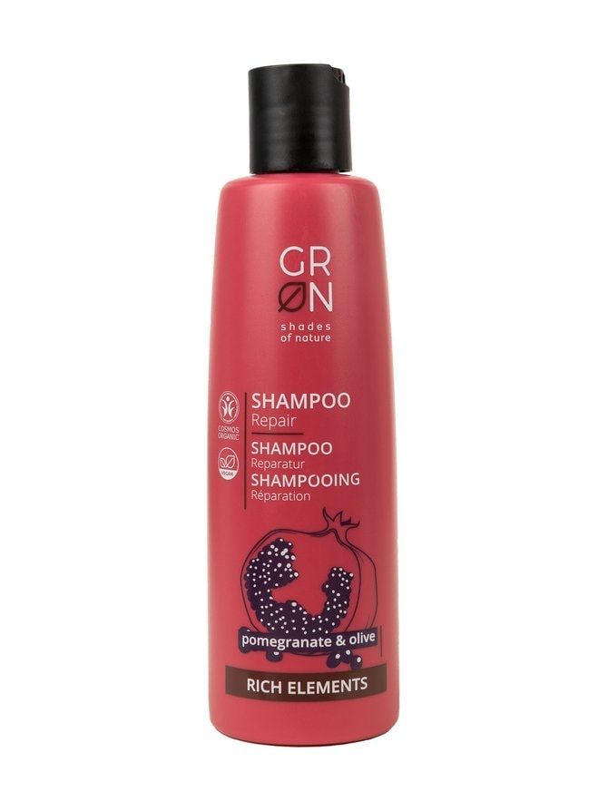 Rich Elements Shampoo Repair Pomegranate & Olive -shampoo 250 ml