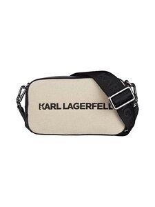 Karl Lagerfeld - K/Skuare Canvas Camera Bag -laukku - A106 NATURAL   Stockmann