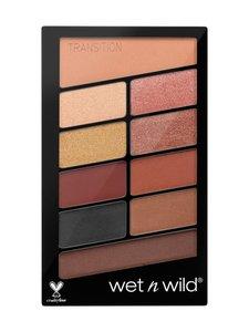 Wet n Wild - Icon Eyeshadow Quads -luomiväripaletti | Stockmann