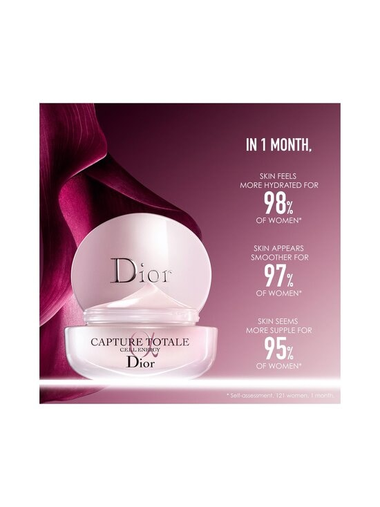 DIOR - Capture Totale C.E.L.L. ENERGY Firming & Wrinkle-Correcting Creme -voide 50 ml - NOCOL | Stockmann - photo 4