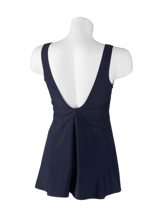 Damella - Esther Dress Swimsuit -uimapuku - 066 NAVYWHITE SPOTS | Stockmann - photo 2