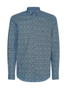 Calvin Klein Menswear - FLOWER PRINT SLIM -paita - 0G0 BLUE   Stockmann
