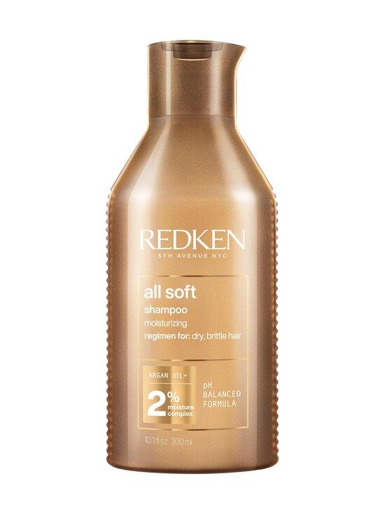 Redken - All Soft Shampoo 300 ml - NOCOL | Stockmann - photo 1