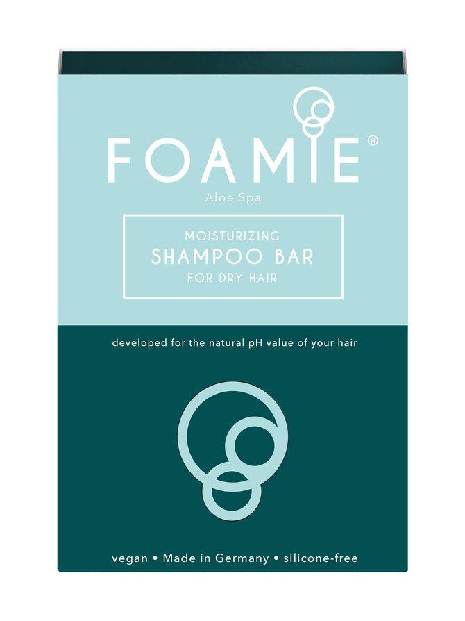 Shampoopala kuiville hiuksille 83 g