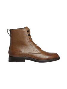 Calvin Klein Footwear - Lace Up Boot PB -kengät - GB8 COGNAC   Stockmann