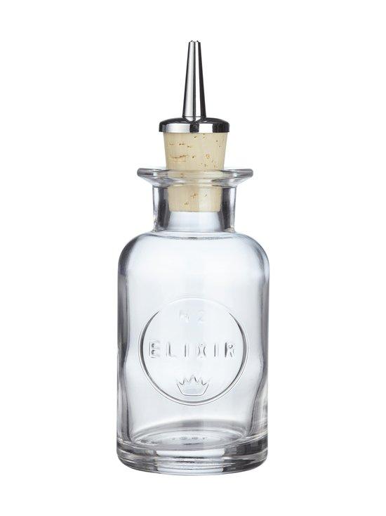 Luigi Bormioli - Elixir 1 -lasipullo kaatonokalla 10 cl - TRANSPARENT | Stockmann - photo 1