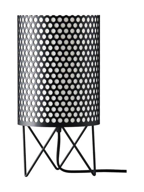 Gubi - ABC Table Lamp -pöytävalaisin - BLACK SEMI MATT | Stockmann - photo 1