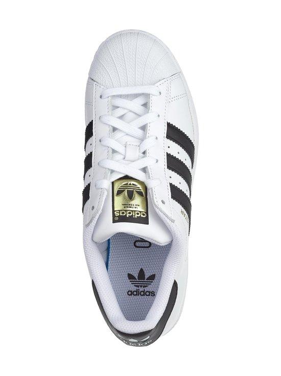 adidas Originals - Superstar Foundation -tennarit - WHITE   Stockmann - photo 4