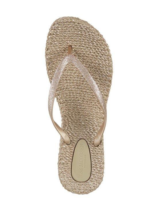 ILSE JACOBSEN - Flip-Flops With Glitter -sandaalit - 780 PLATIN | Stockmann - photo 2