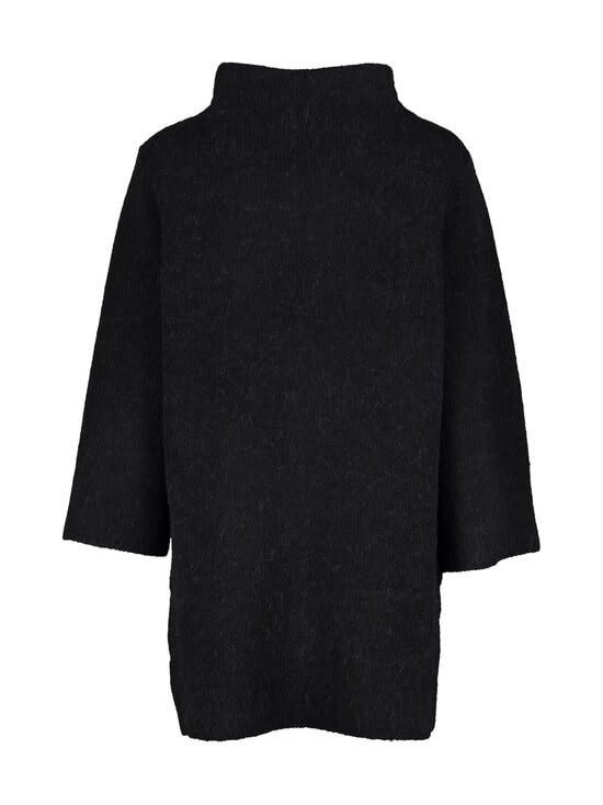 Gustav - Indy Knit W Slit -villasekoiteneule - 10 BLACK | Stockmann - photo 2