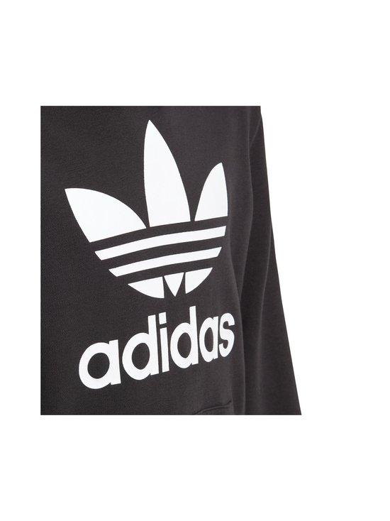 adidas Originals - Trefoil-huppari - BLACK/WHITE | Stockmann - photo 3