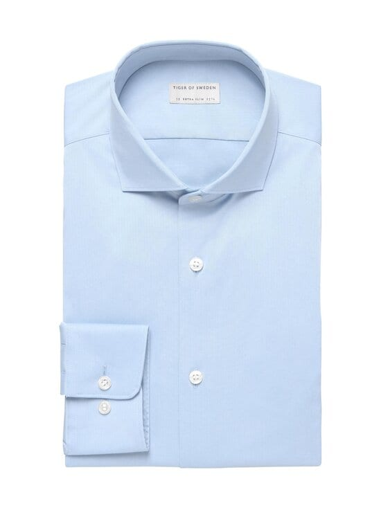 Tiger Of Sweden - Farrel 5 Slim Fit -kauluspaita - 201|PALE BLUE | Stockmann - photo 1