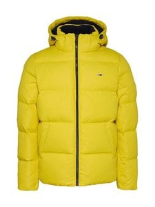 Tommy Jeans - TJM Essential Down Jacket -takki - ZH3 VALLEY YELLOW | Stockmann