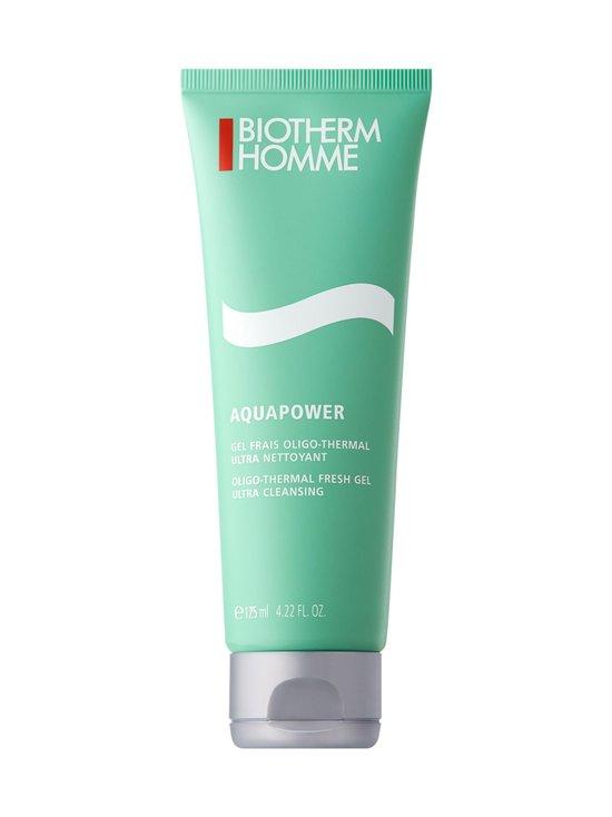 Biotherm - Homme Aquapower Cleanser -puhdistusgeeli 125 ml | Stockmann - photo 1