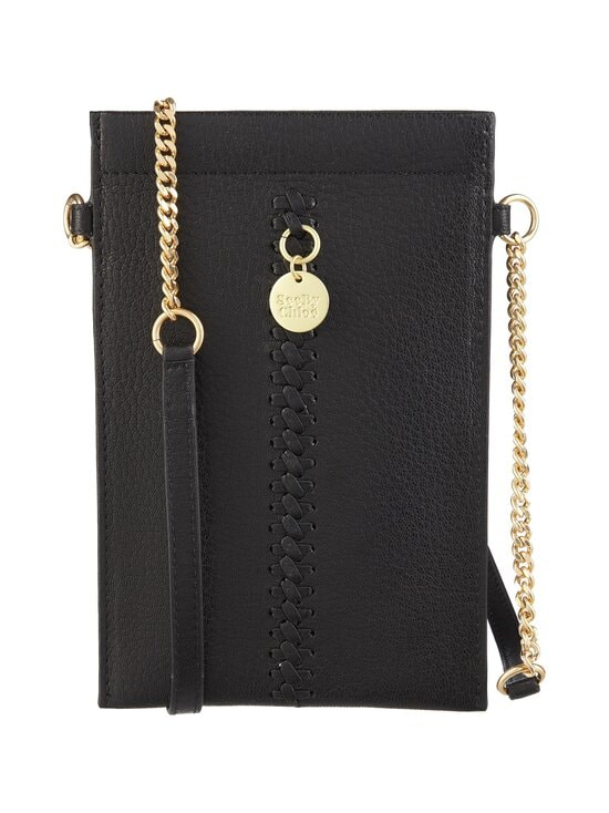 See By Chloe - Flat Pouch -pussukka - BLACK 001   Stockmann - photo 1