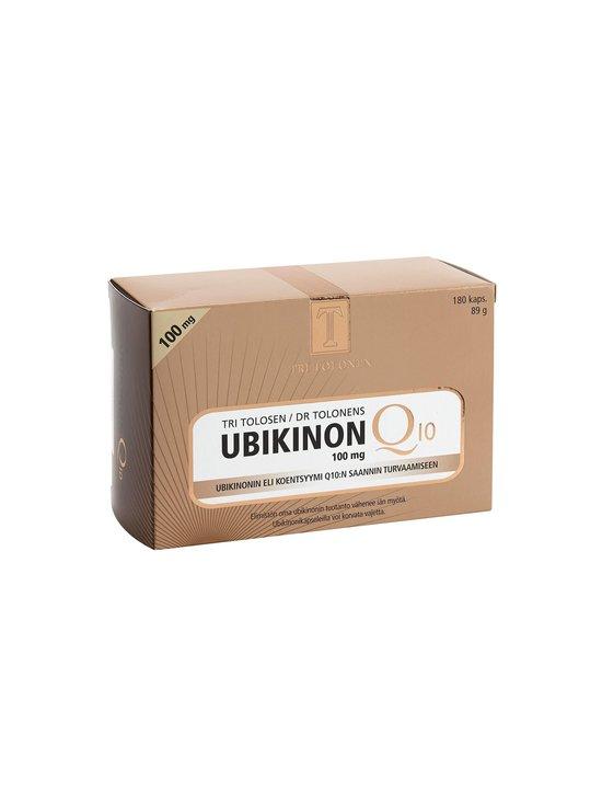 Tri Tolonen - Ubikinon Q10 + B-vitamiinit -ravintolisä 100 mg 180 kaps - null | Stockmann - photo 2