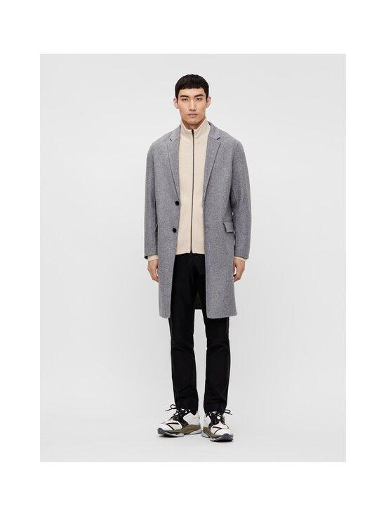 Wolfroam Wool Coat -takki