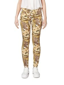 Mac Jeans - Dream Skinny -housut - 248B NUT BEIGE PRINTED | Stockmann