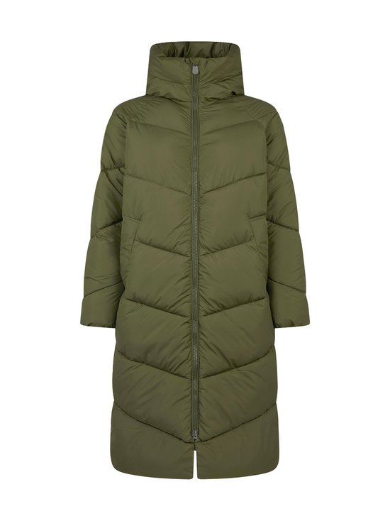 Save The Duck - Recycled Puffer Coat -toppatakki - 841 OLIVE | Stockmann - photo 1
