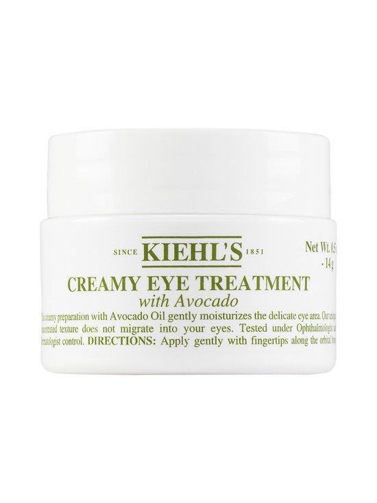 Kiehl's - Avocado Creamy Eye Treatment -kosteuttava silmänympärysvoide 14 ml | Stockmann - photo 1