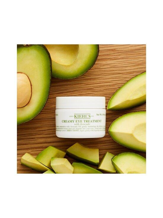 Kiehl's - Avocado Creamy Eye Treatment -kosteuttava silmänympärysvoide 15 ml | Stockmann - photo 4