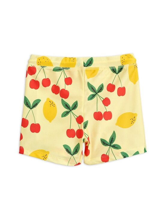 Mini Rodini - Cherry Lemonade Swim Pants -uimahousut - YELLOW   Stockmann - photo 2