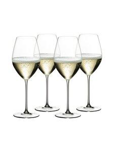 Riedel - Veritas Champagne Wine Glass -kuohuviinilasi 4 kpl | Stockmann