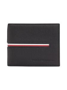 Tommy Hilfiger - TH Downtown Mini CC Wallet Clip -nahkalompakko - BDS BLACK | Stockmann