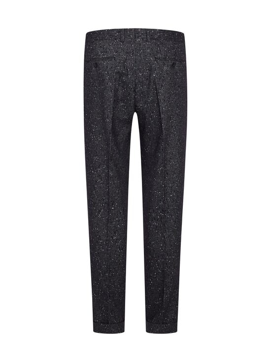 Tommy Hilfiger Tailored - FKS Tapered Pleat Pant -housut - 0A8 DESERT SKY/SILVER GREY | Stockmann - photo 2