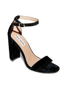 Steve Madden - Carrson-sandaalit - BLACK SUEDE 15 | Stockmann