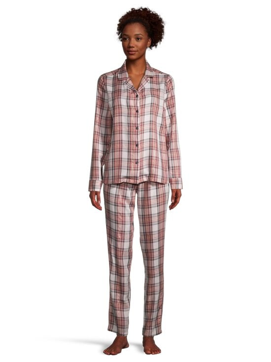 Tommy Hilfiger - Pyjama - 0PP HOLIDAY LUREX CHECK   Stockmann - photo 2