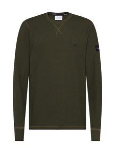 Calvin Klein Menswear - Waffle-svetari - MRZ DARK OLIVE 549-930   Stockmann
