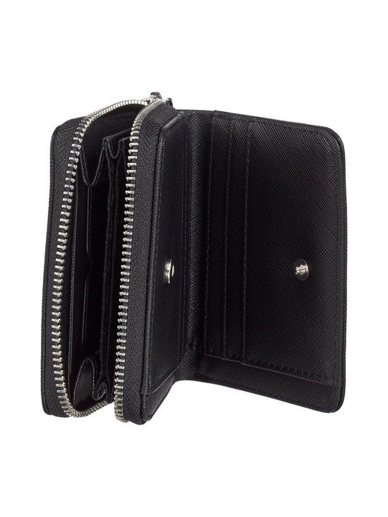 Karl Lagerfeld - K/Ikonik Small Zip -lompakko - BLACK A999   Stockmann - photo 3