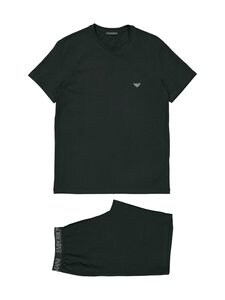 Emporio Armani - Pyjama - BLACK | Stockmann