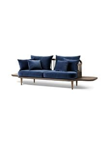 &tradition - Fly SC3 -sohva - SMOKED OILED OAK / DARK BLUE | Stockmann