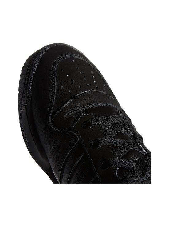 adidas Originals - Rivalry Low -nahkatennarit - CBLACK/CBLACK/FTWWHT | Stockmann - photo 9