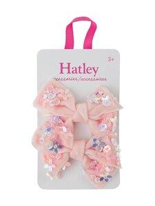 Hatley - Sequined Bows -hiusklipsit 2 kpl - CABARET | Stockmann