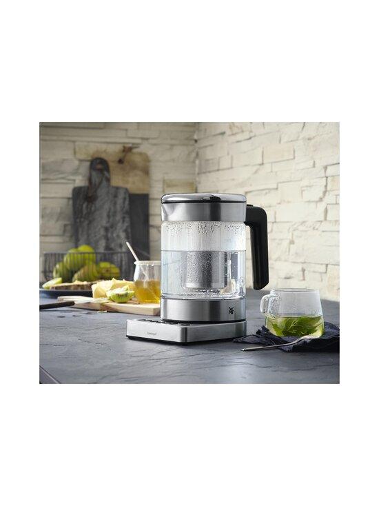 WMF - KitchenMinis® Glass Kettle Vario -vedenkeitin 1 L - CROMARGAN STEEL | Stockmann - photo 4