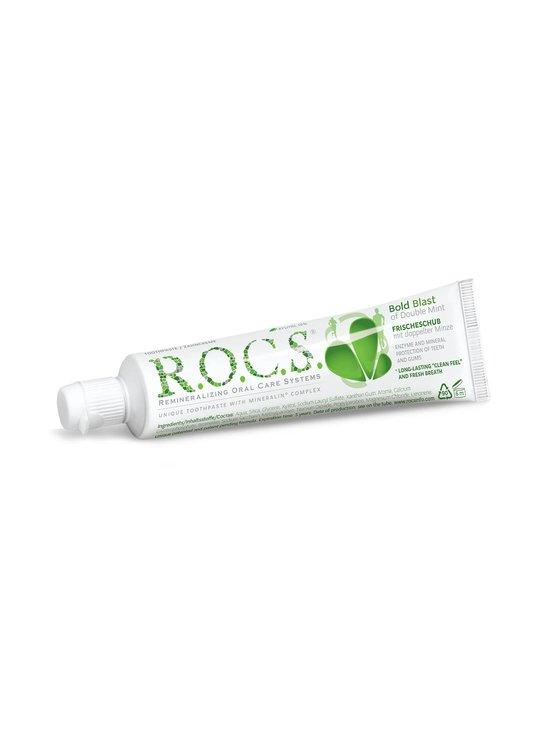 R.O.C.S. - Double Mint -hammastahna 74 g | Stockmann - photo 1