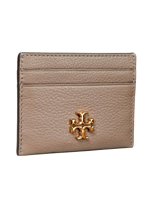Tory Burch - Kira Pebbled Card Case -korttikotelo - 082 GRAY HERON | Stockmann - photo 3
